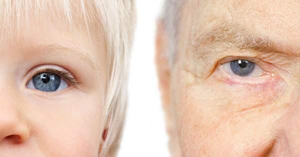 ¿Por qué la visión se deteriora con la edad?