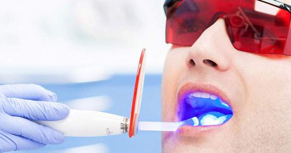 ¿Qué es la odontología con láser?