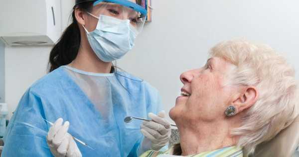¿Se puede diagnosticar la osteoporosis en el consultorio dental