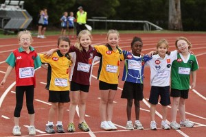 centenary school athletics champions