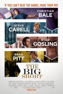 The Big Short (15) @ Centenary Centre | Isle of Man
