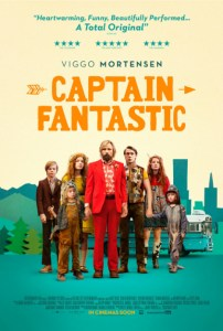Captain Fantastic (15) @ Centenary Centre | Peel | Isle of Man