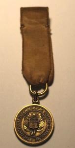 1961 Medal Front