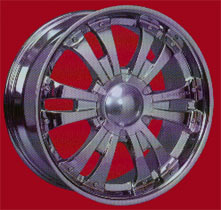 Limited 270 replacement center cap - Wheel/Rim centercaps for Limited 270