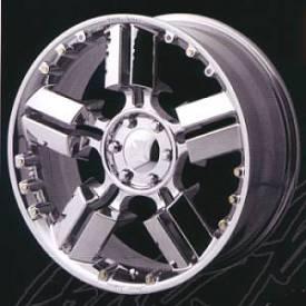 Jesse James 357 replacement center cap - Wheel/Rim centercaps for Jesse James 357