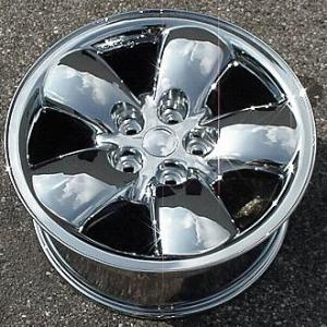 Factory Dodge Full Size replacement center cap - Wheel/Rim centercaps for Factory Dodge Full Size