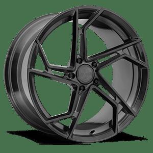 Asanti AF118 replacement center cap - Wheel/Rim centercaps for Asanti AF118