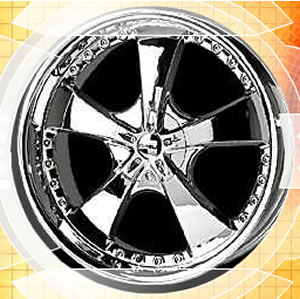 Diablo Delta Force replacement center cap - Wheel/Rim centercaps for Diablo Delta Force