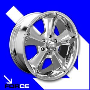 Alba Force replacement center cap - Wheel/Rim centercaps for Alba Force
