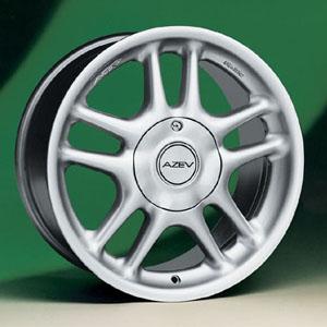 Azev Type E replacement center cap - Wheel/Rim centercaps for Azev Type E