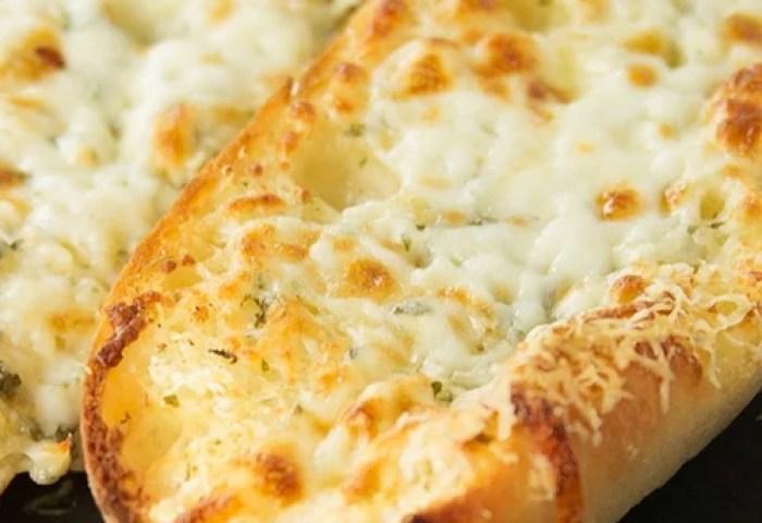 Perfect Cheesy Garlic Bread Recipe