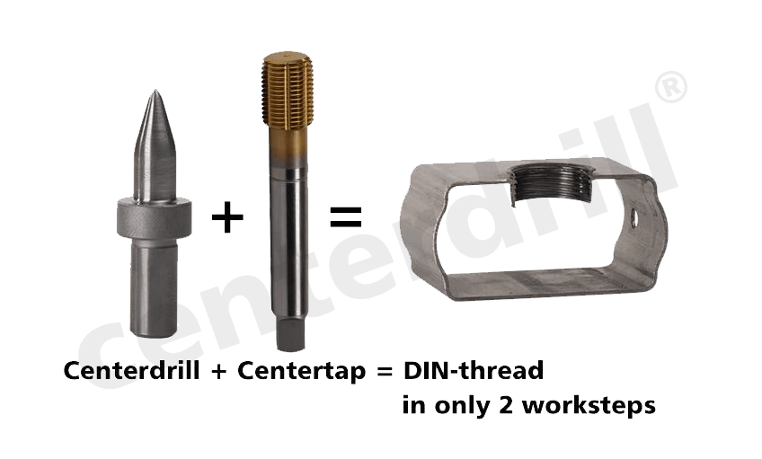 centerdrill benefits of the