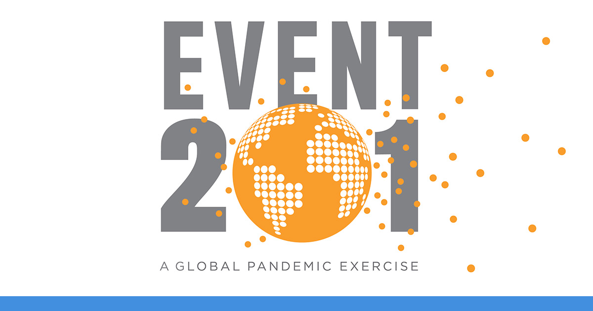 The Event 201 scenario | A pandemic tabletop exercise