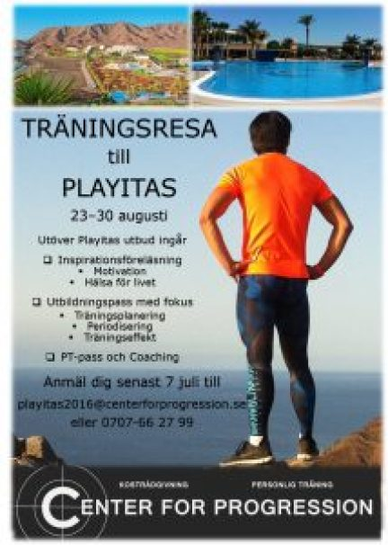 Playitas 2016 - Annons2