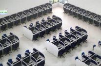 Móveis para Call Center, Telemarketing e Atendimento