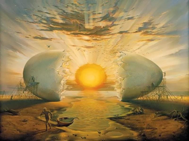 Het gouden ei.