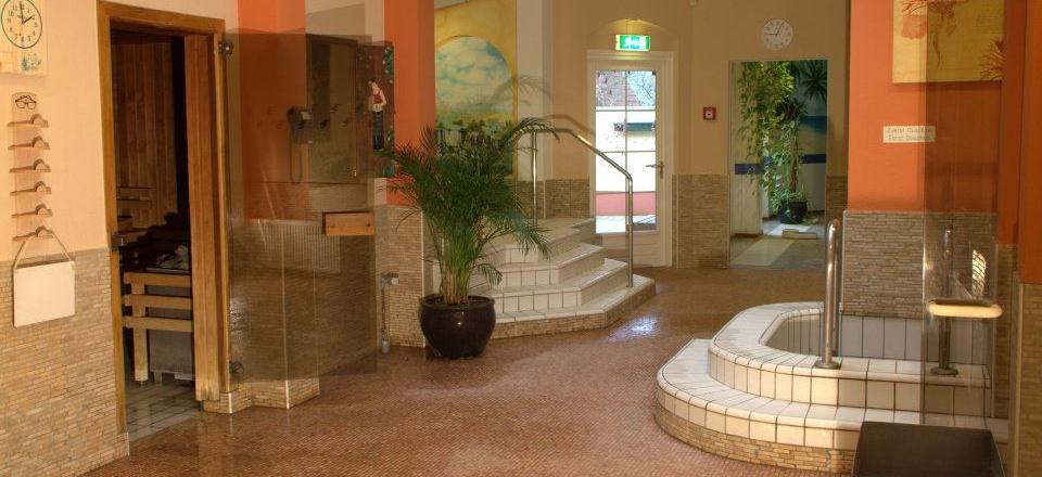 Volledig gerenoveerd saunalandschap voor Park Eifel