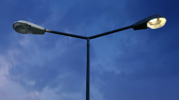 Report Street Light Out Centerpoint