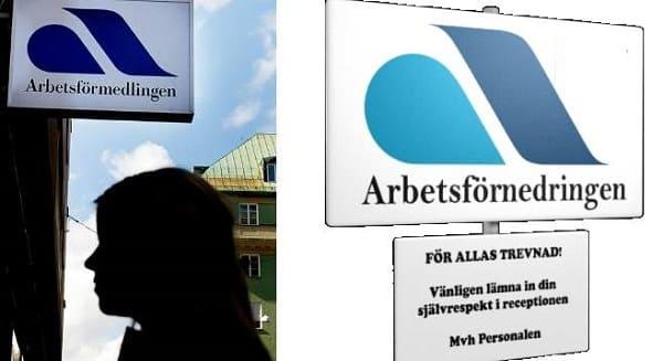 تقرير مكتب العمل السويدي فرص العمل والمهن المطلوبة بالسويد 2019