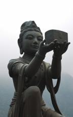 Giving buddha