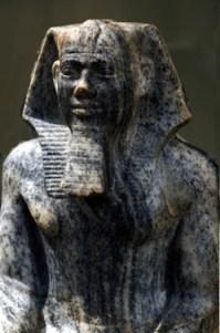 King Sahura c.2487-2475 B.C.E.