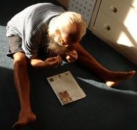 Multitasking yoga
