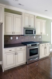 Heritage Madison White Kitchen Cabinet Pictures