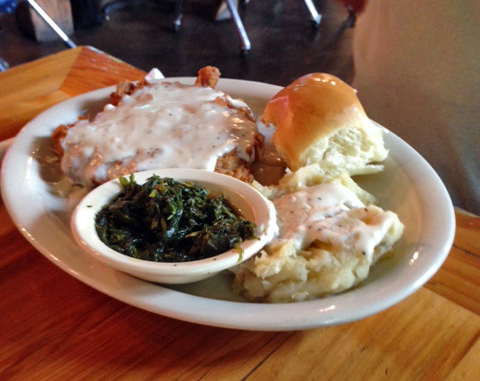 Oscar Store Chicken Fried Steak