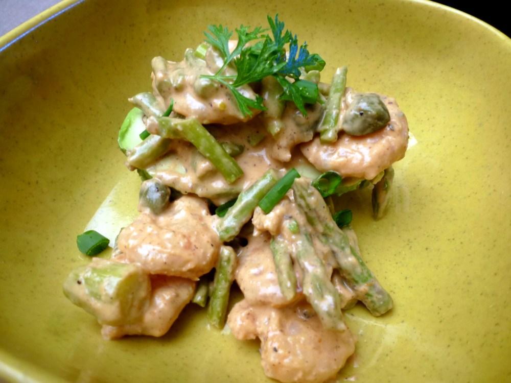 Comeback Shrimp Stuffed Avocado