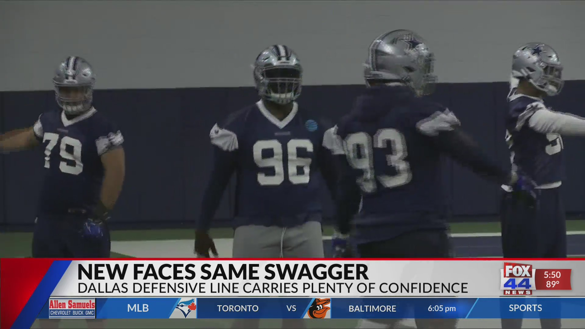 Dallas Cowboys: New Faces, Same Swagger