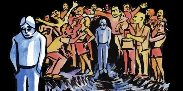 sosyal fobi nasıl yenilir