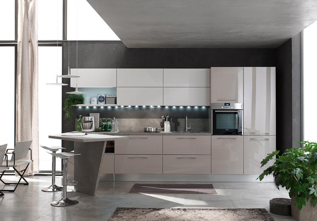 Cucine Moderne  Centomo Floriano Arreda cucina in legno