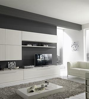 Soggiorno Moderno Bianco Gallery Of Soggiorno Moderno