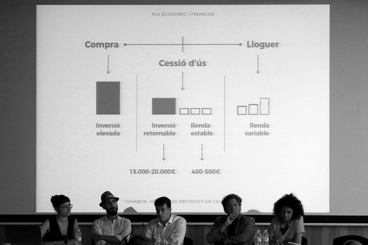 """""""Cohabita Es Basa En Un Model D'habitatge Assequible, Estable, Flexible, Social I Ambiental"""""""