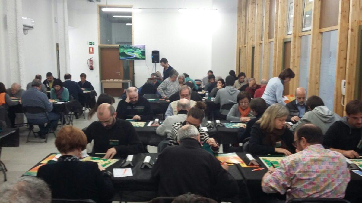 Més De Vuitanta Jugadors Lluitaran A Manacor Per La Corona Mundial De L'Scrabble En Català
