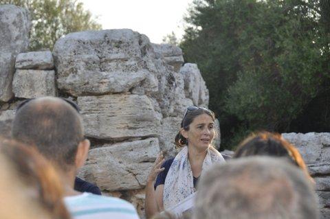 La Directora Del Museu, Magdalena Salas, Explicarà La Història De L'Hospitalet Vell Al Dilluns De L'Obra