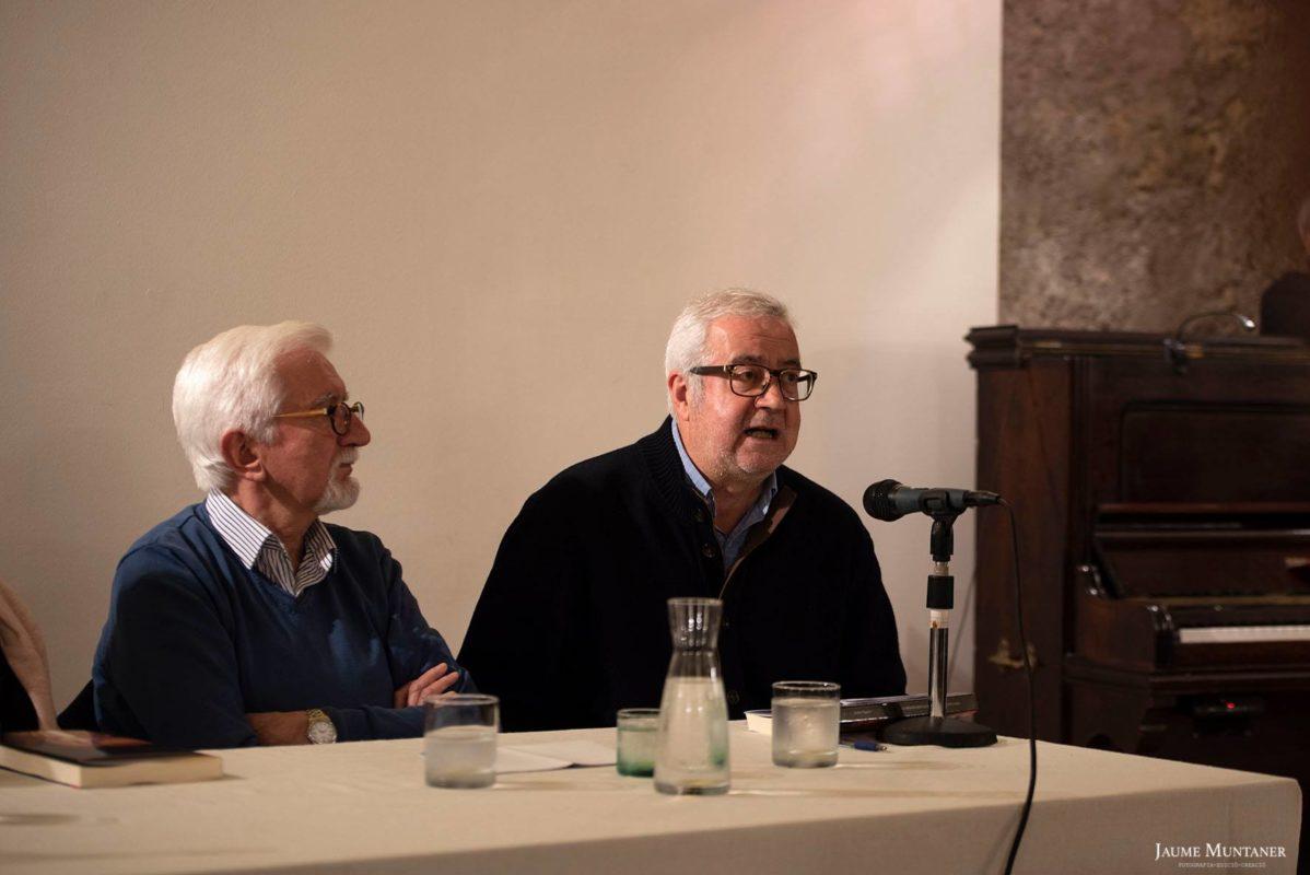 Damià Pons Presenta La Institució Alcover El Llibre D'Antoni Tugores Sobre La Segona República Espanyola  A Manacor