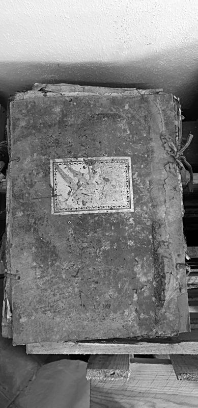 Es Publica El Llibre Que Explica La Recuperació De L'arxiu Del Jutjat De Pau De Sant Llorenç Després De La Torrentada