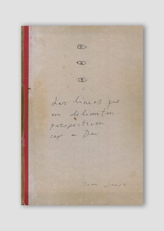 """""""Les Línies Que Em Delimiten Perspectiven Cap A Déu"""": Una Edició Curosa Per Recollir L'univers De Joan Serra"""