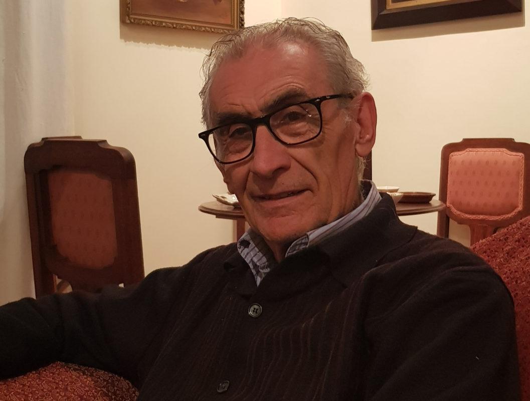 José Mateos Du El Capellà Pere Al Dilluns De L'Obra