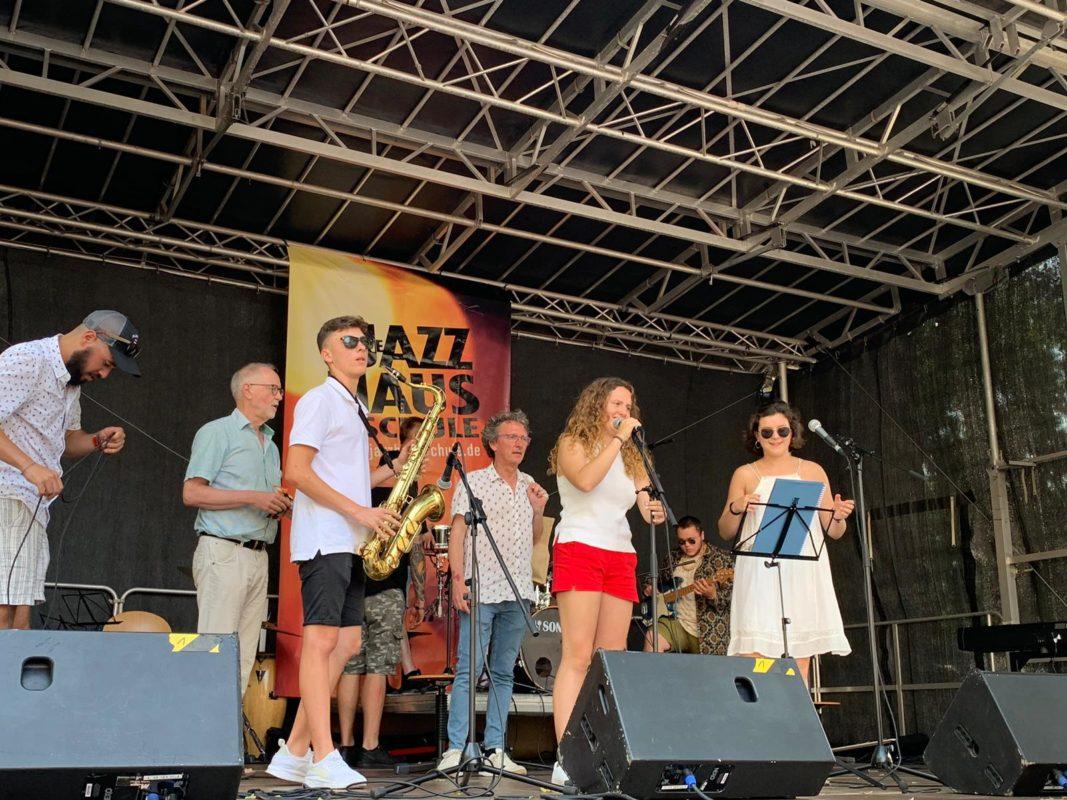Els Manacorins Sac De Puces,  Al Sommerfestival Eigelstein De Colònia