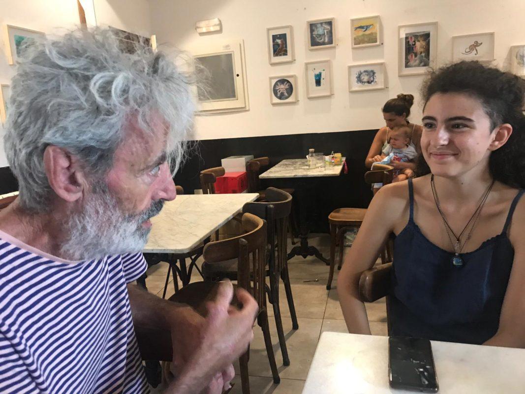 La Jove Artista Felanitxera Maria Cerdà Inaugura Exposició A Sa Cova Dets Ases De Portocolom