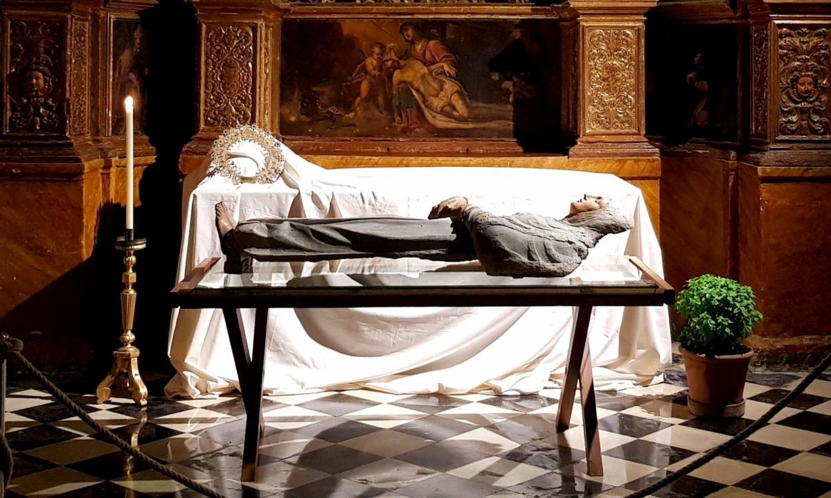 Recuperació Del Muntatge De La Mare De Déu Morta