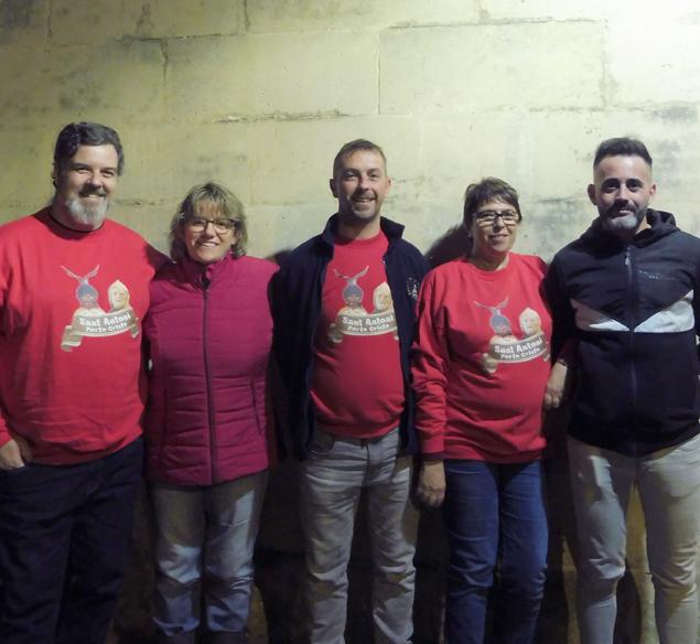 Sant Antoni, Festa Viva I Escampada