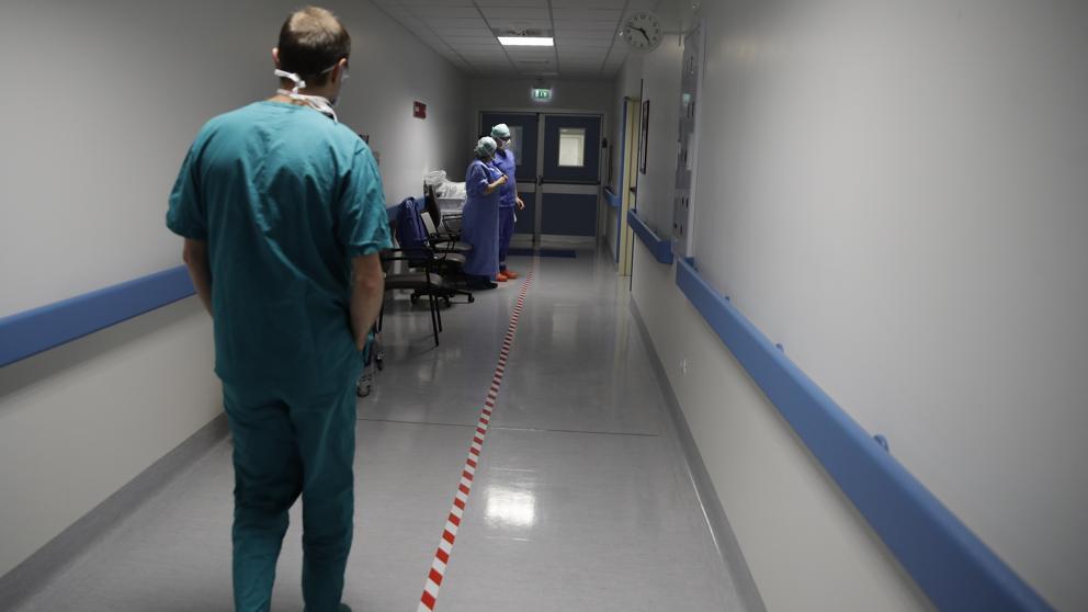 Primer Mort Per Coronavirus A L'Hospital De Manacor
