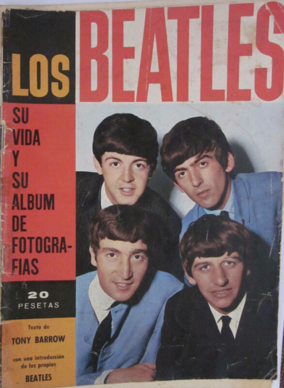 Ringo Starr Compleix 80 Anys