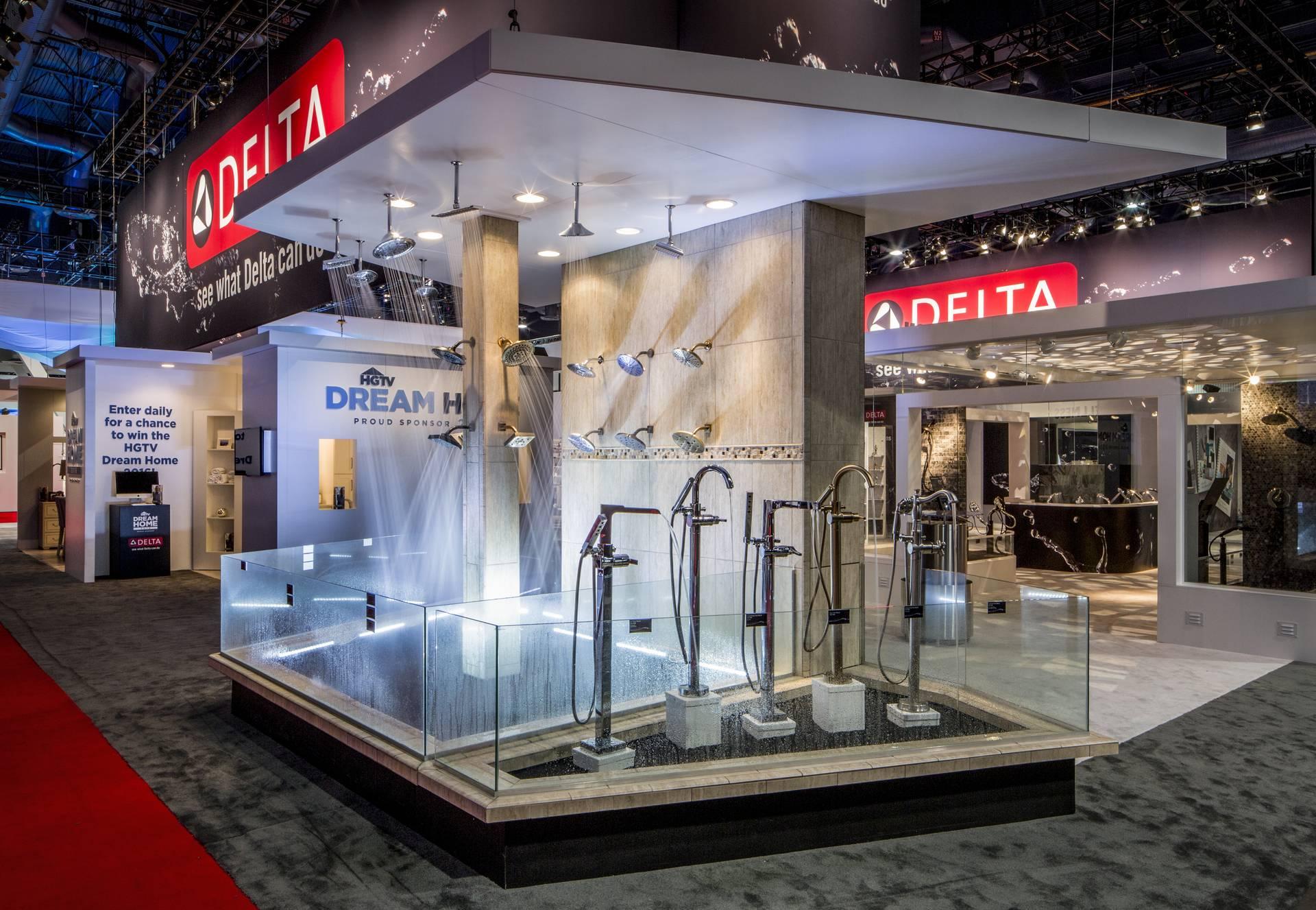 delta faucet company centerpoint