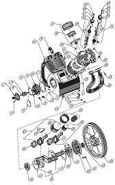 DeVilbiss Industrial Air Compressor Parts