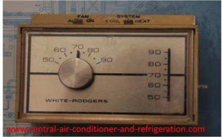 Home Air Conditioner Wiring Color Air Conditioner Thermostat
