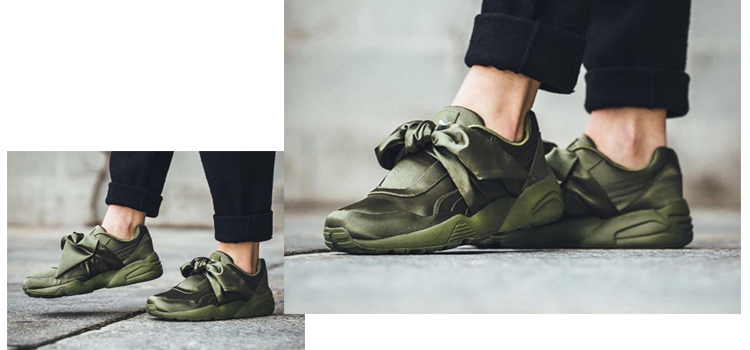 รองเท้า-Puma-rihanna-รุ่นใหม่